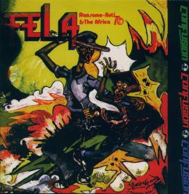 Fela Ransome-Kuti & The Africa 70 – Confusion - 1974 AfroBeat - Sealed LP