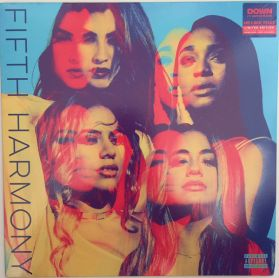 Fifth Harmony – Fifth Harmony - 2017 R + B  - Ltd Ed Blue Vinyl - Sealed LP