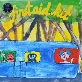 "First Aid Kit - Drunken Trees - 2008 Country Indie Folk White Vinyl  - Sealed 180 Grm 8 Trk 12"" EP + CD"