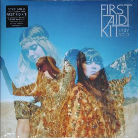 First Aid Kit - Stay Gold - 2014 Swedish Indie  Alt C+W Folk Rock- Sealed  180 Grm LP + CD
