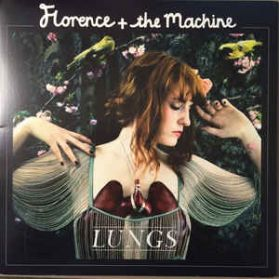 Florence And The Machine - Lungs  - 2009 Indie Art Rock -  Sealed  LP