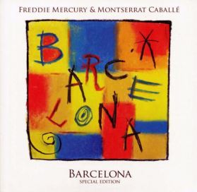 Freddie Mercury & Montserrat Caballé ‎– Barcelona - Special Ed  - 1988  1/2 Speed Master - Opera - Classical Synth - Sealed LP
