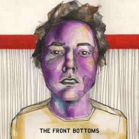 The Front Bottoms - The Front Bottoms - 2012 Indie Rock  EMO Pop Punk  Clear Vinyl LP