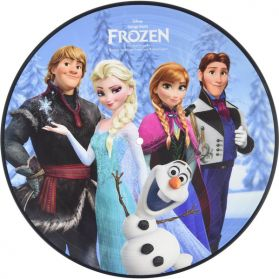 Frozen - Songs From Frozen - 2014 Disney OST Pic Disc 180 Grm LP