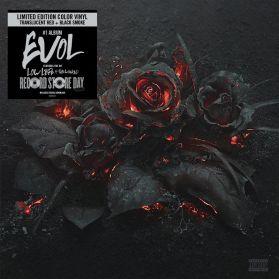 Future – EVOL - 2016 RSD Hip Hop  - Red + Black Vinyl - Sealed  LP