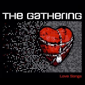 The Gathering - Love Songs - 2019 Vancouver Post Punk New Wave Synth - Ltd Red Vinyl  5 Trk 12  EP