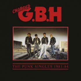 Charged G.B.H – The Punk Singles 1981-1984 - 2002 Punk Ltd Ed Red 2LP