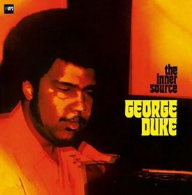 George Duke – The Inner Source -  1973 Space Jazz Fusion --  Analog Audiophile - - Sealed 180 Grm 2LP