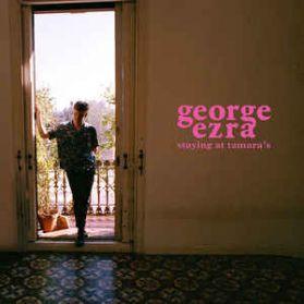 George Ezra – Staying At Tamara's - 2018 Folk Pop Rock - Sealed  180 Grm LP + CD