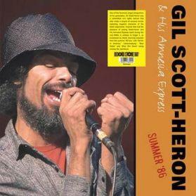 Gil Scott-Heron And His Amnesia Express – Summer '86  - 2020 RSD Funk Soul LP