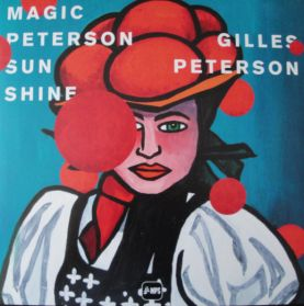 Gilles Peterson – Magic Peterson Sunshine - Jazz  MPS Compilation - Sealed 2LP