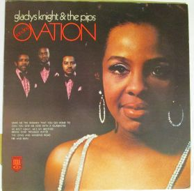 Gladys Knight - Ovation - 1971  Modern and Northern Soul  - Canada Issue  LP