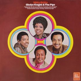 Gladys Knight And The Pips ‎– Nitty Gritty -  1969 Northern Soul Funk - Orig Laminated UK Issue LP + Tamla Inner Sleeve