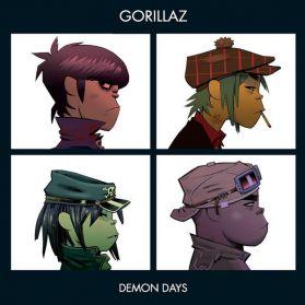 Gorillaz - Demon Days - - 2005 Danger Mouse Electro Triphop  Downtempo - Sealed 2LP