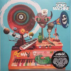 Gorillaz – Song Machine Season One - 2020 Downtempo Trip Hop - Orange Vinyl - LP