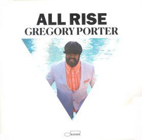 Gregory Porter – All Rise - 2020 Spiritual Jazz Vocal - Blue Vinyl - 180 Grm - 3LP