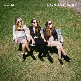 Haim - Days Are Gone - 2013  R + B Laced Alt Folk Rock - Sealed 180 Grm 2LP