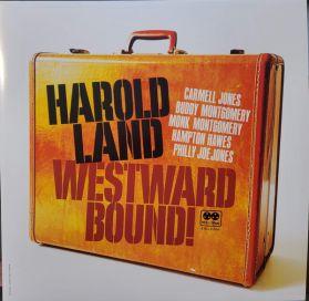 Harold Land – Westward Bound! - 1962-65 RSD Live Jazz -  Ltd Audiophile Kevin Gray - Sealed 180 Grm  2LP