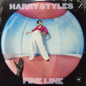 Harry Styles – Fine Line - 2019 Pop Rock -  Black Vinyl - Sealed 180 Grm 2LP