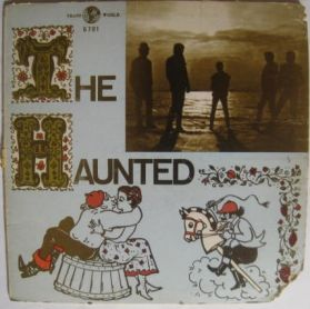 The Haunted – The Haunted - 1967 Canada Garage Rock Proto-Punk - Rare Original LP