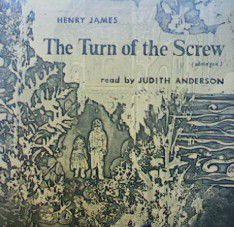 Henry James – The Turn Of The Screw (Abridged) - Judith Anderson - 1969 Audiobook Spoken Word - Original Sealed 2LP