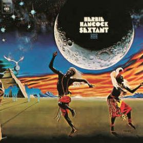 Herbie Hancock – Sextant - 1973 Jazz Funk Fusion - Sealed 180 Grm LP