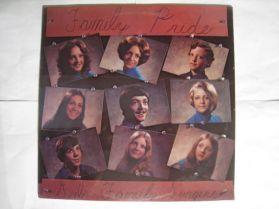 Geib Family Singers - Family Pride - Calgary Country Folk - Original Sealed LP