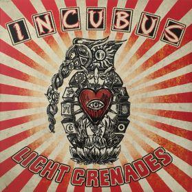Incubus - Light Grenades - 2006   Alt Rock Nu Metal  - Sealed   180 Grm 2 LP