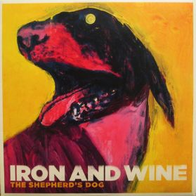 Iron and Wine - The Shepherd's Dog - 2007 Indie Folk Rock - Sealed LP