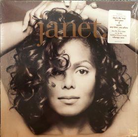 Janet Jackson - Janet. - 1993 R + B - Sealed 2LP