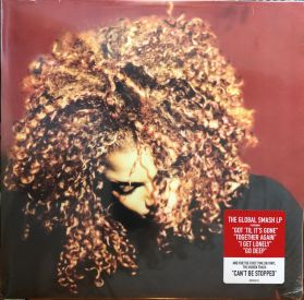 Janet Jackson – The Velvet Rope -  1997 R + B - Sealed  2LP