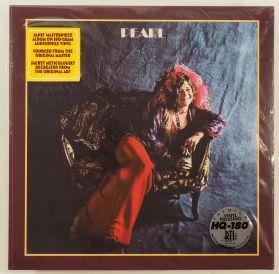 Janis Joplin – Pearl - 1971 Blues Folk Rock - Audiophile RTI HQ  - Sealed 180 Grm LP