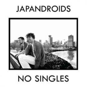 Japandroids - No Singles - 2010 Indie Garage Noise Rock - White Vinyl LP