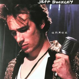 Jeff Buckley - Grace - 1994 Essential Alt Rock -  Black Vinyl 180 Grm LP