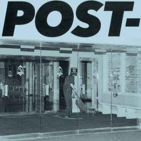 Jeff Rosenstock – POST- - 2018 Indie  EMO Punk - Blue Vinyl - 180 Grm LP