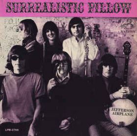 Jefferson Airplane - Surrealistic Pillow - 1967  Psych Folk Rock - Living  Stereo - Sealed 180 Grm LP
