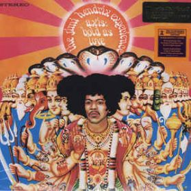 Jimi Hendrix - Axis Bold as Love - 1968 Psych Rock- Sealed - 180 Grm Stereo LP + Booklet