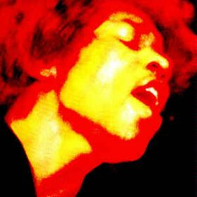 Jimi Hendrix - Electric Ladyland - 1968 Blues Psych Rock - Analog Master - Sealed - 180 Grm 2LP + Booklet
