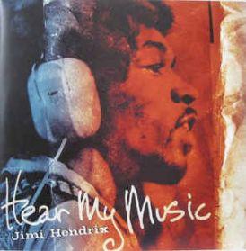 Jimi Hendrix - Hear My Music - Blues Psych Rock RSD Black Friday Numbered 200 Grm 2LP
