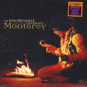 Jimi Hendrix - Live at Monterey -  1967 Psych Blues Rock -Sealed 180  Grm LP