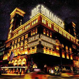 Joe Bonamassa – Live At Carnegie Hall – An Acoustic Evening - 2017 Blues Rock - Sealed 180 Grm 3LP