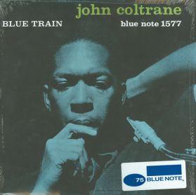 John Coltrane - Blue Train - 75th Ann Ed  -1967 Deeply Spiritual Meaning - Mono Jazz - Sealed  LP