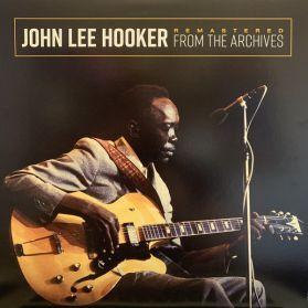 John Lee Hooker – Remastered From The Archives - Delta Blues -Audiophile Vlado Meller Mastering  - Pearlized Gold Vinyl - Sealed LP