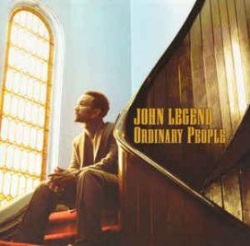 John Legend - Ordinary People - Kanye West - 2006 R+B Neo Soul 4 Trk 12 EP