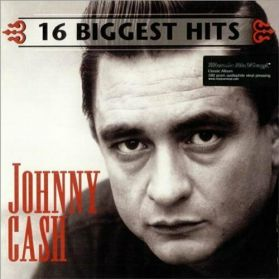 Johnny Cash – 16 Biggest Hits - 1956-79 Country Rock 180 Grm LP