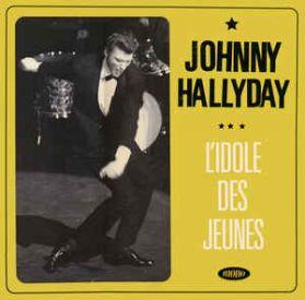 Johnny Hallyday – L'Idole Des Jeunes - 1962 LIve French Rock - 180 Grm LP