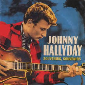 Johnny Hallyday ‎– Souvenirs, Souvenirs - ( RIP) 60`s French Rock / Rockabilly LP