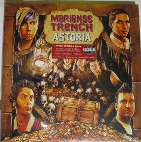 Marianas Trench - Astoria - 2015 Vancouver Canada Pop Rock Pop Punk Ltd. SEALED  2LP + Puzzle