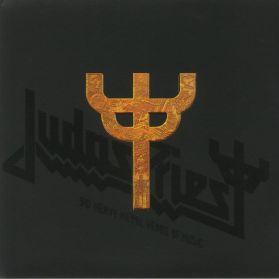Judas Priest – Reflections - 50 Heavy Metal Years Of Music - 1979-2018  Metal - Red Vinyl - Sealed 2LP