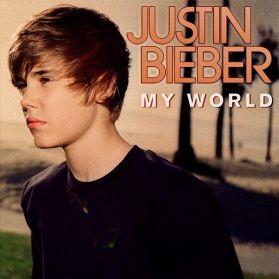 Justin Bieber - My World - 2009 R + B Pop - Sealed LP